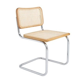 TW8761 Stainless Steel Rattan Chair