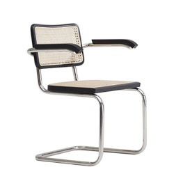 Stainless Steel Rattan Chair